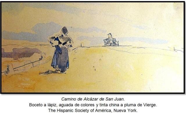 CAMINO DE ALCAZAR DE SAN JUAN