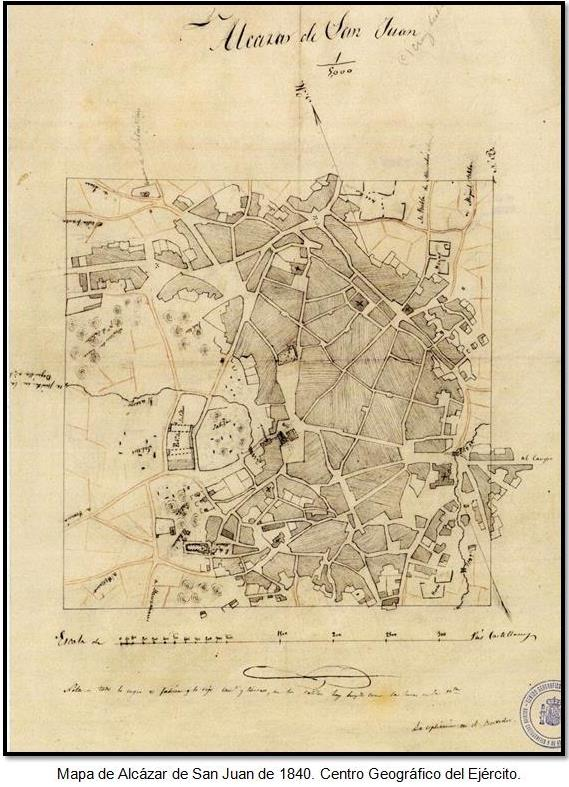 mapa 1840